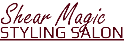 Shear Magic Styling Salon - Logo