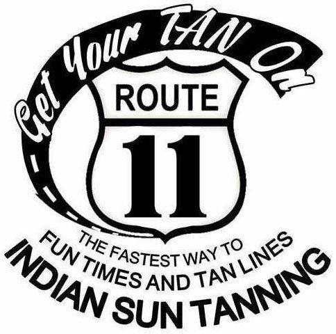 Indian Sun Tanning - Logo