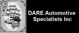 DARE Automotive Specialists Inc - Logo