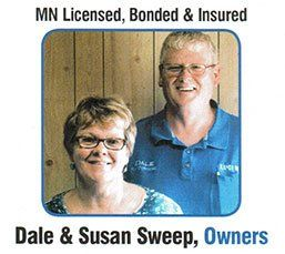 Dale & Susan Sweep - Owners
