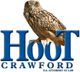 Law Offices of Hoot Crawford - Logo