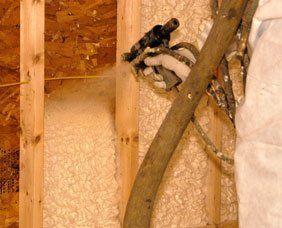 insulated attic
