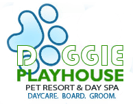 Doggie Playhouse-Logo
