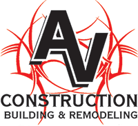 AV Construction Logo