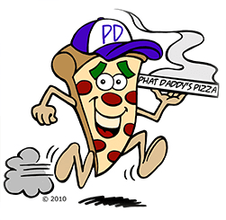 Phat Daddy's Pizza-Logo