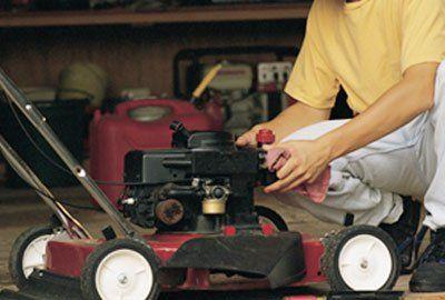 Lawn Equipment Repair