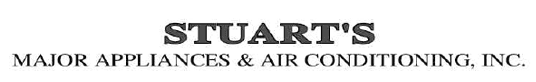 Stuart's Major Appliances & Air Conditioning Inc - Logo