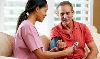 Senior In-Home Care Service