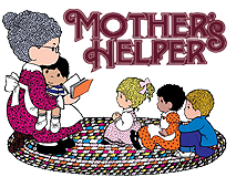 Mothers Helper Child Care