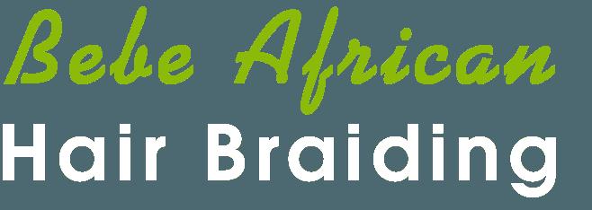 Bebe African Hair Braiding - Logo