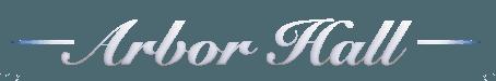 Arbor Hall logo