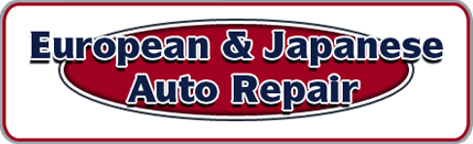 European & Japanese Auto Repair-Logo