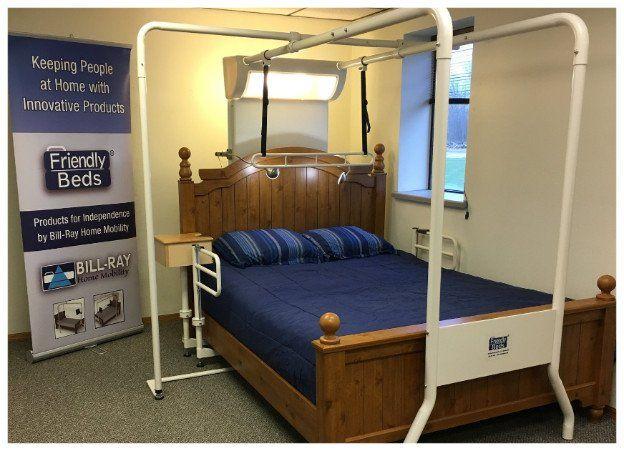 Elderly Bed Trapeze