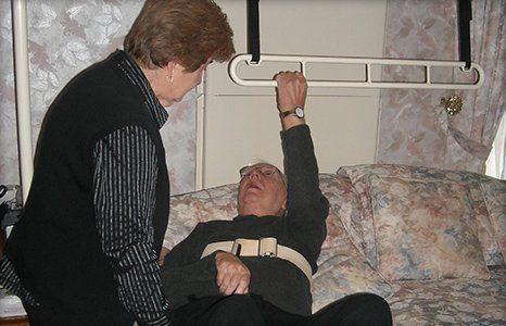 Parkinsons Bed Trapeze