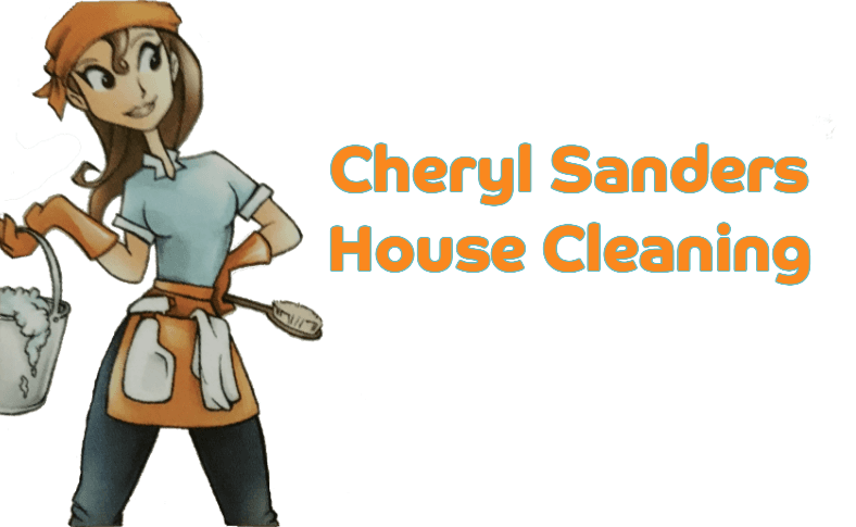 Cheryl Sanders House Cleaning - Logo