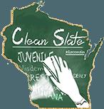 Clean Slate Wisconsin logo