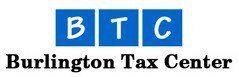 Burlington Tax Center-Logo
