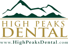High Peaks Dental - logo