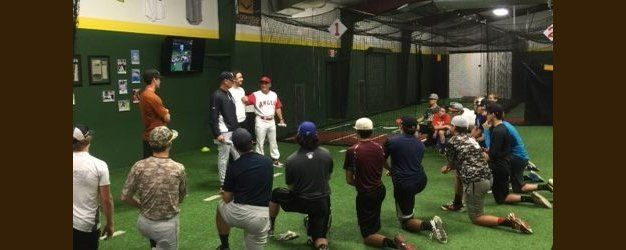 coaches for baseball and softball camps
