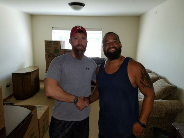 Owner of A-1 Movers - Ricky