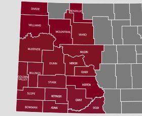 Total Control Inc. service area map