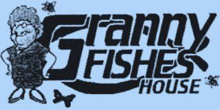 Granny Fishes' House - Logo