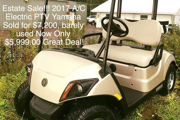 Used Golf Cars | Pre-Owned Golf Cars | Superior, WI Difference Between Yamaha And Golf Cart on