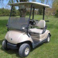 2009 Yamaha Gas Golf Car