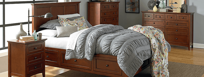 Elegant Bedroom Furniture | Beds and Dressers | Ogden, UT