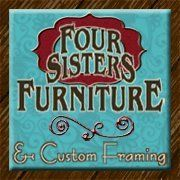 Four Sisters Furniture & Custom Framing - Logo