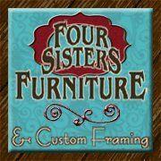 Four Sisters Furniture & Custom Framing - Logo