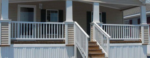 decks and steps