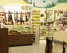 Carson Armory Shop