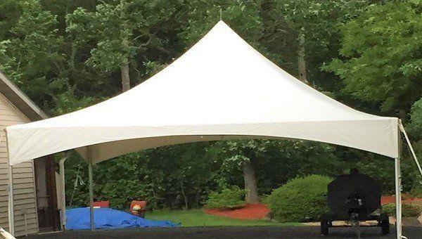 20x20 Freestanding Framed Tent