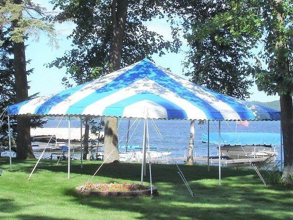 Pole Canopy