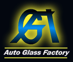 Auto Glass Factory - Logo