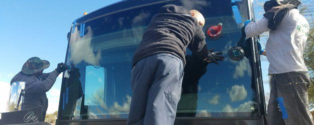 RV Glass Service
