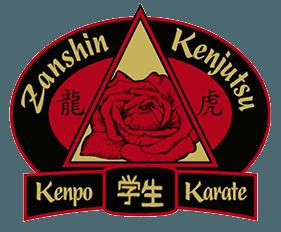 Zanshin Kenjutsu Kenpo Karate of Bellingham - Logo