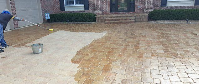 Brick Cleaning & Sealing | Pavers | Rolling Meadows, IL