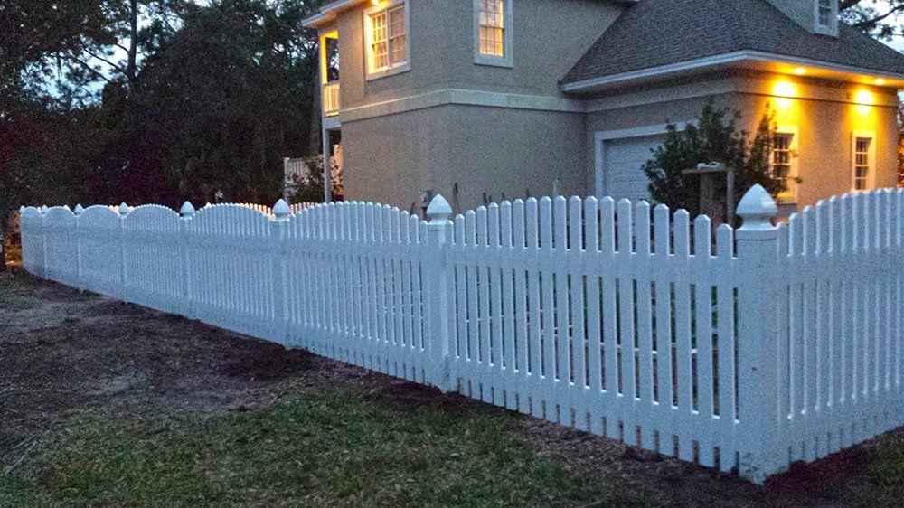 Vinyl Fence Installation | Vinyl Fencing | Jesup, GA