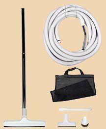 Basic Central Vacuum Attachment Kit