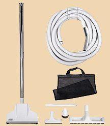 Combo Central Vacuum Attachment Kit