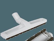 14-inch Deluxe Hard Floor Brush with Wheels