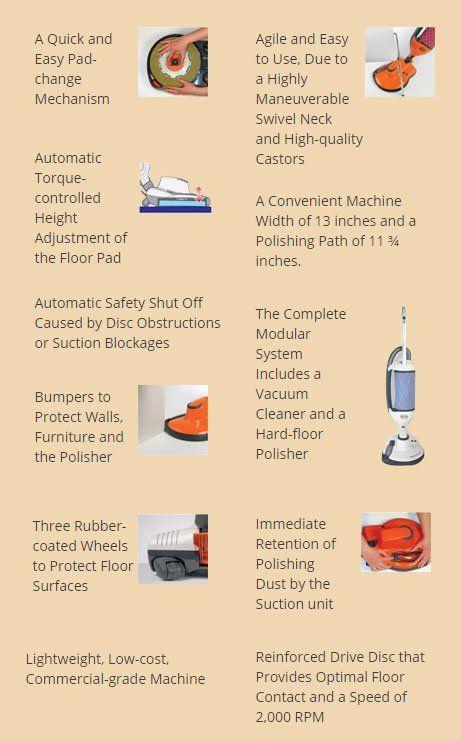 vacuum items