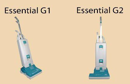 SEBO ESSENTIAL G1 AND ESSENTIAL G2