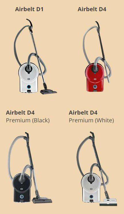 Airbelt details