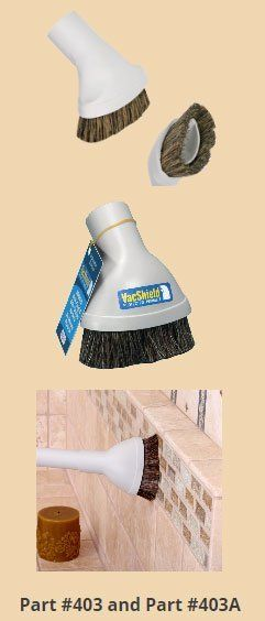 Delux Dusting Brush Accessory