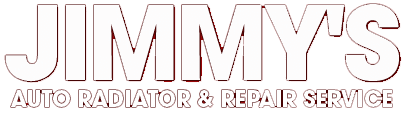 Jimmy's Auto Repair Service - Logo