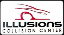 Illusions Collision Center - Logo