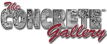 The Concrete Gallery - logo